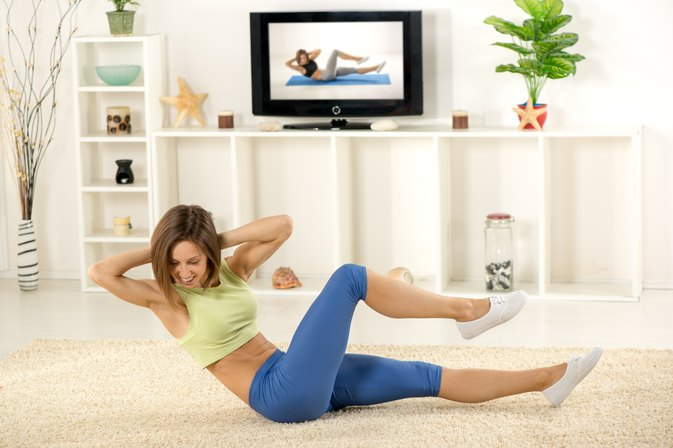 The Best Fat-Burning Workout DVDs