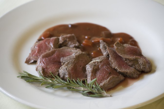 How to Cook Venison Butterfly Steaks