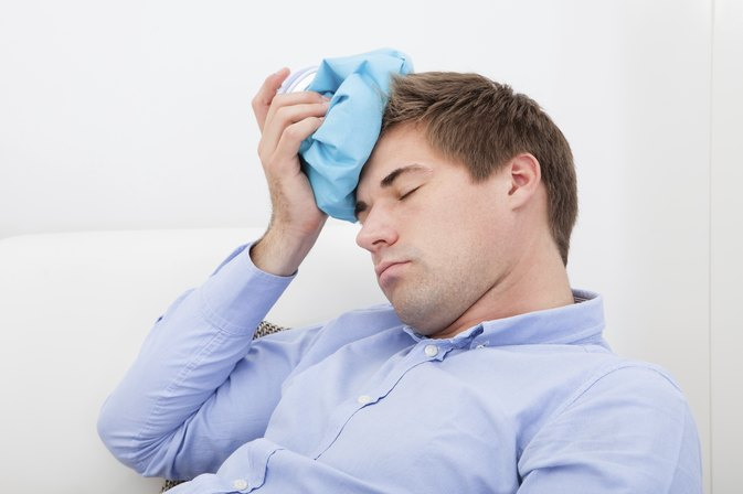 Three Ways to Treat Headaches Caused by Flu Virus
