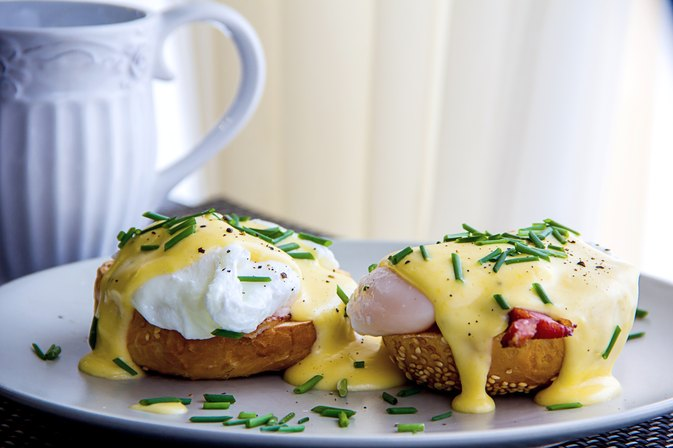 Nutritional Value of Eggs Benedict