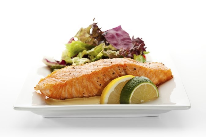 How to cook salmon under the broiler livestrong how to cook salmon under the broiler ccuart Choice Image