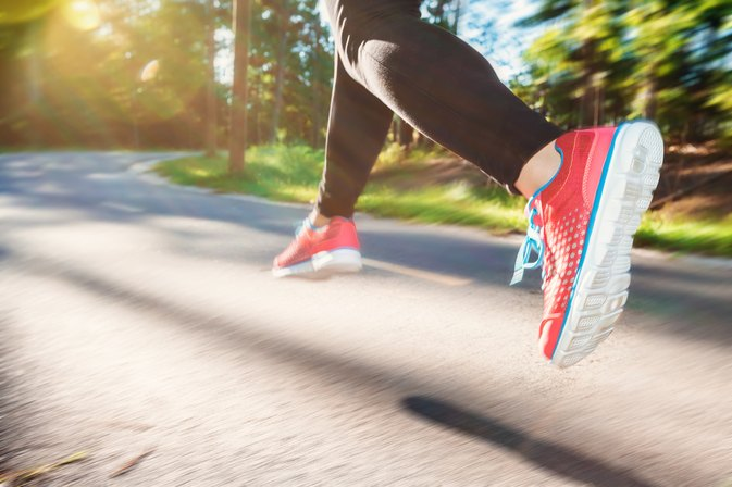 How To Choose The Right Running Shoe For Overweight