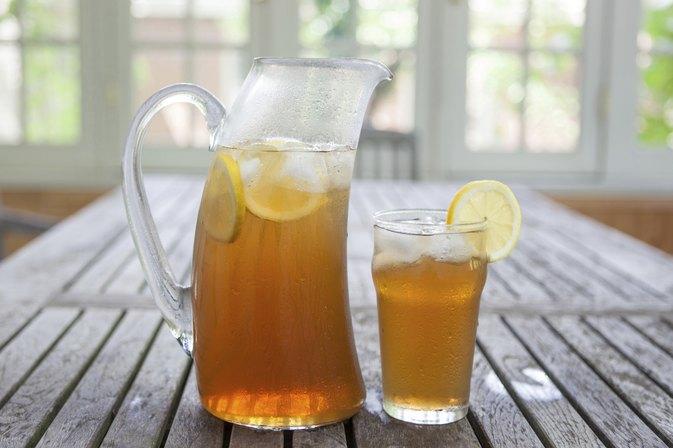 Iced Ketoproof Green Tea