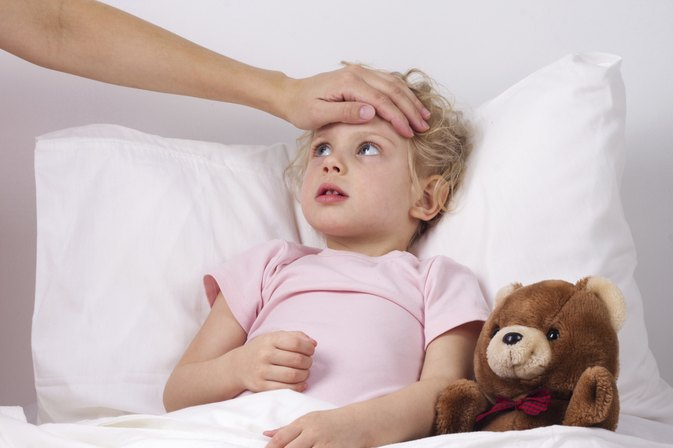 Regulations for Children in Daycare When They Have a Fever