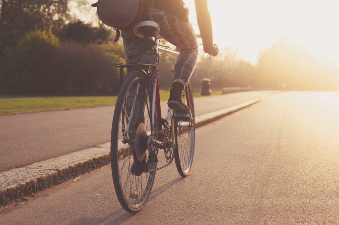Can Riding a Bicycle Cause Blood in the Urine?