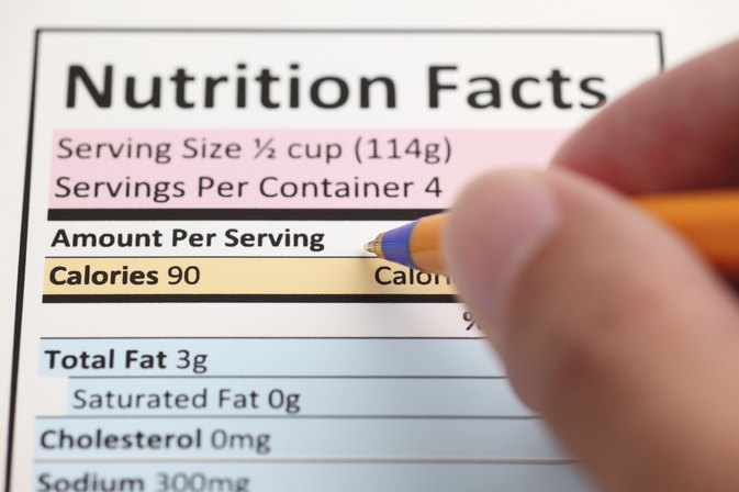 Why Do Food Labels Use Calories Instead of Joules or Kilojoules?