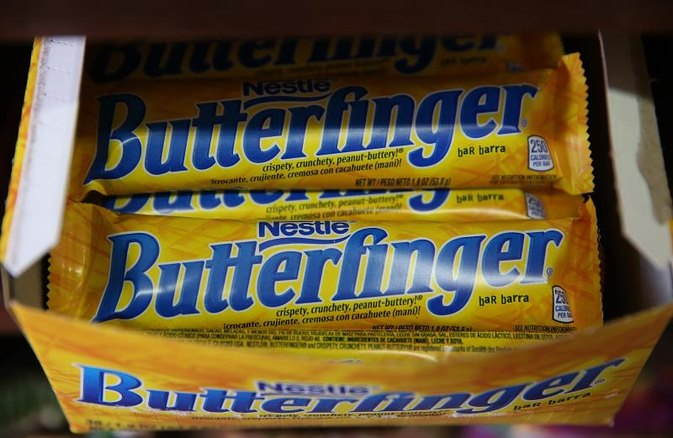 KitKats and Butterfingers Are About to Be 40% Healthier