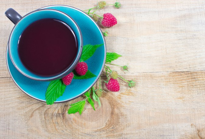Raspberry Leaf Tea for Bleeding After a Miscarriage