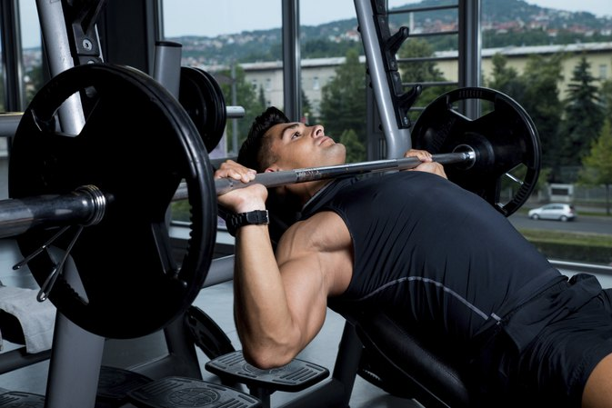 What Muscles Does the Bench Press Work?