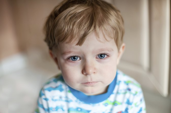 Toddler Is Coughing Up Phlegm at Night
