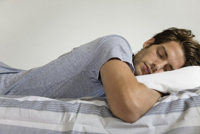 How Much Weight Do You Lose During Sleep?