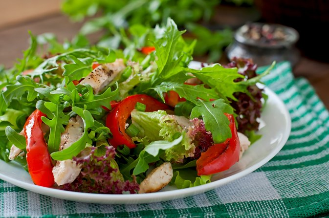 Can You Eat Salads or Greens With Gallstones?