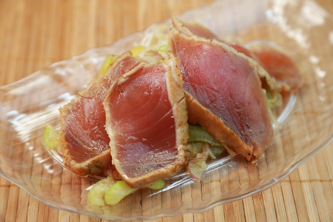Is Seared Tuna Safe in Pregnancy?