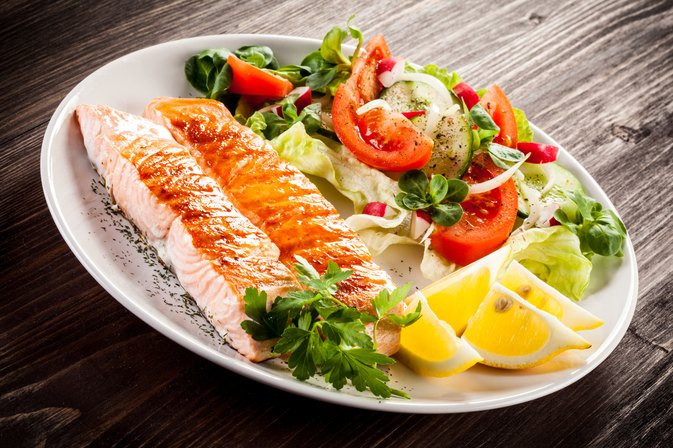 Is raw salmon or cooked best for losing weight livestrong is raw salmon or cooked best for losing weight ccuart Images