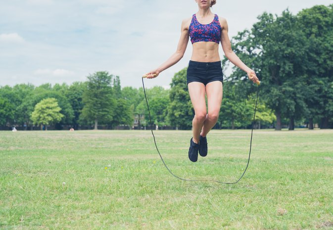 Can You Lose Weight by Jumping Up & Down?