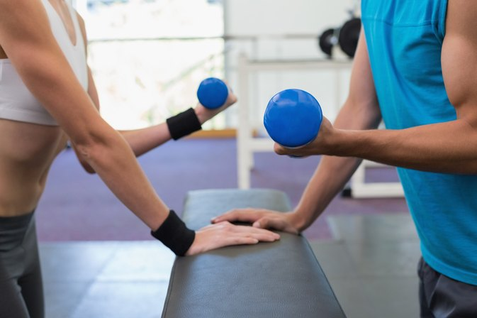 How Many Reps Should I Do While Strength Training to Lose Weight?