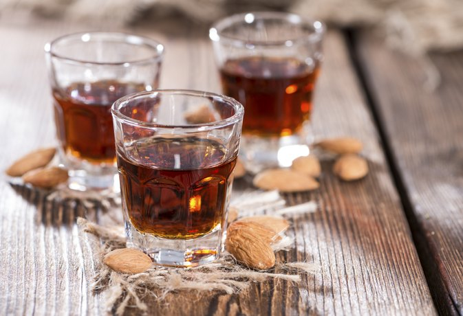Nutrition Information for Amaretto