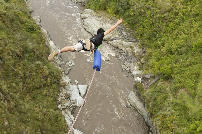 Where to Bungee Jump in Washington State