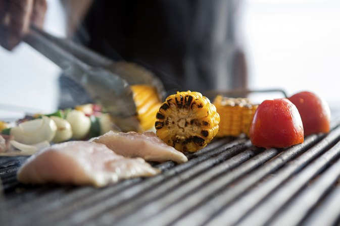 How to Grill Cod Fillets