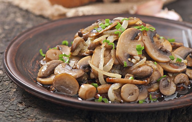 How to Grill Mushrooms on the Stove | LIVESTRONG.COM