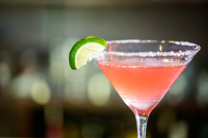 Calories in a Cosmopolitan Drink