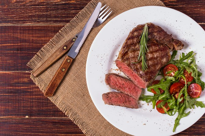 Short Term Effects of a High Protein Diet