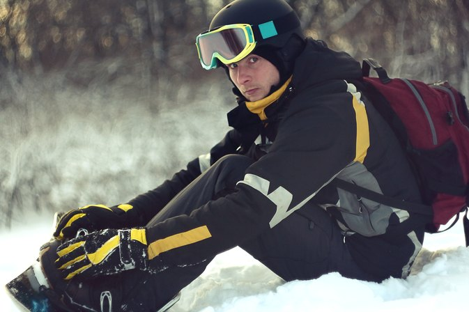 Snowboarding Tips for Sore Muscles
