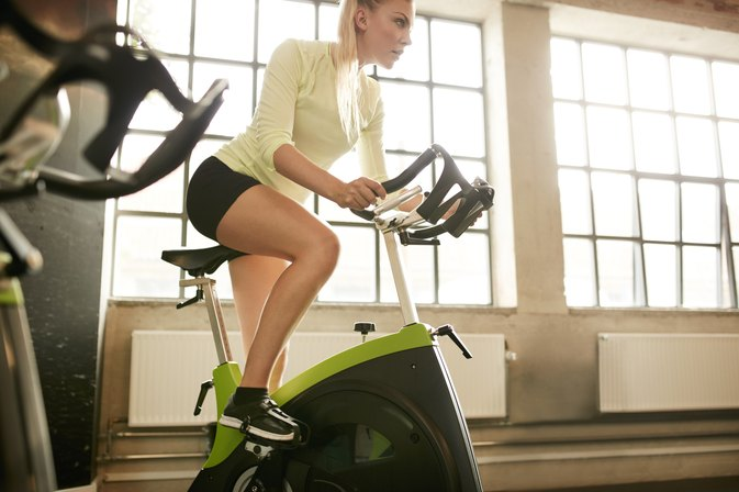 How Should I Bike to Slim My Legs?