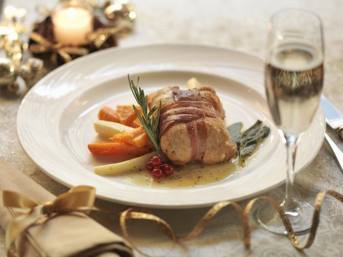 How to Cook Bacon-Wrapped Turkey Tenderloins