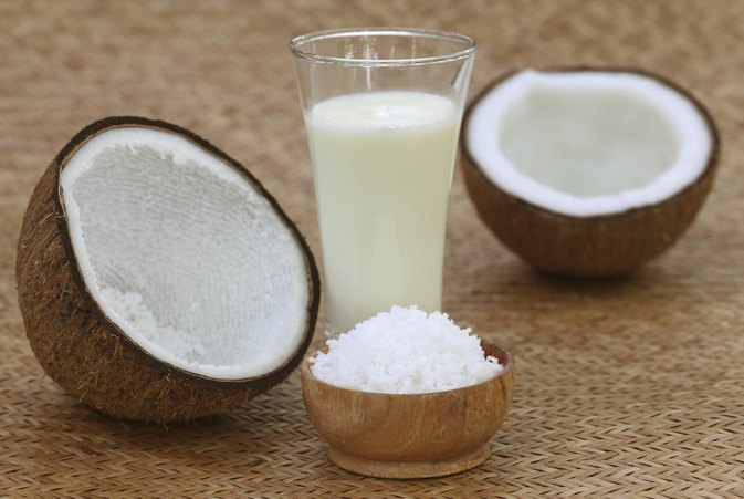 Nutrition Information of Coconut Milk