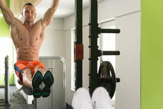 Alternates for Hanging Leg Raises