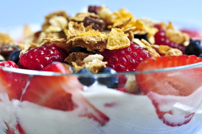 Yogurt & Granola Diet