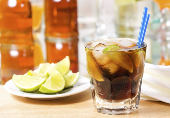 What Are the Calories in Whiskey & Coke?