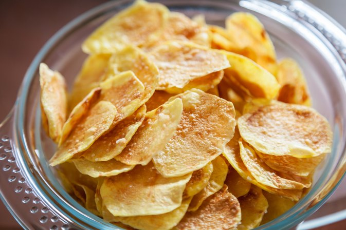 How Many Calories Are in a Potato Chip?
