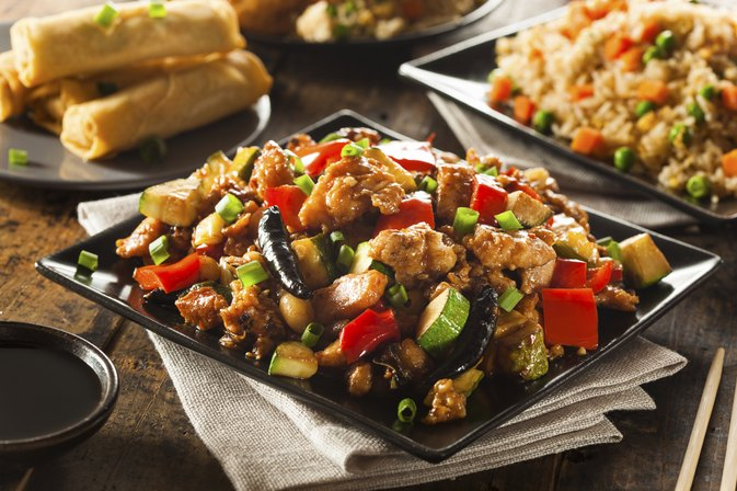 Is Kung Pao Chicken Healthy?