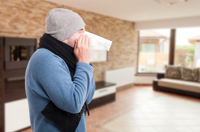 Bloody Nasal Discharge & Sinusitis Symptoms