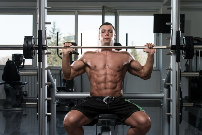 The Disadvantages of Building Muscle Mass