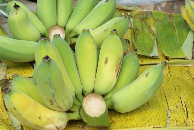 Nutrition Information for Baby Bananas