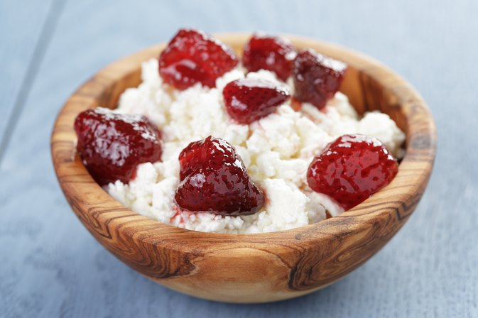Cottage Cheese and Amino Acids