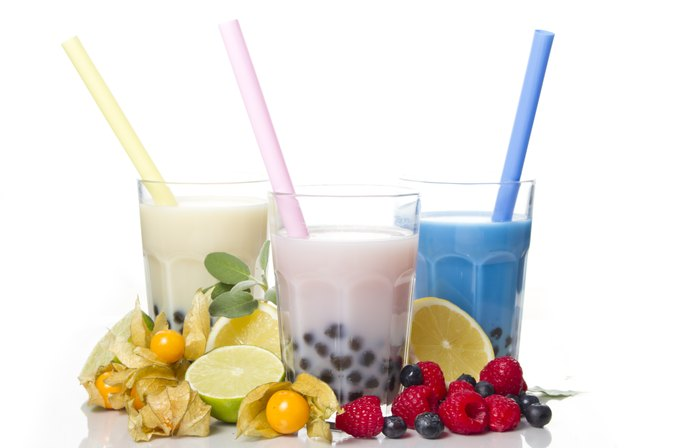 Taro Bubble Tea Nutrition