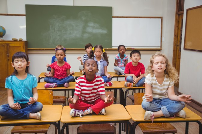 Classroom Activities That Help Reduce Stress in Children