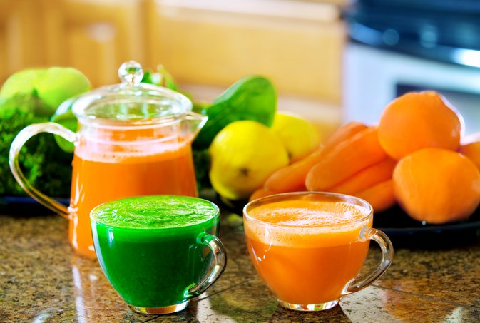 How to Juice for Menopause