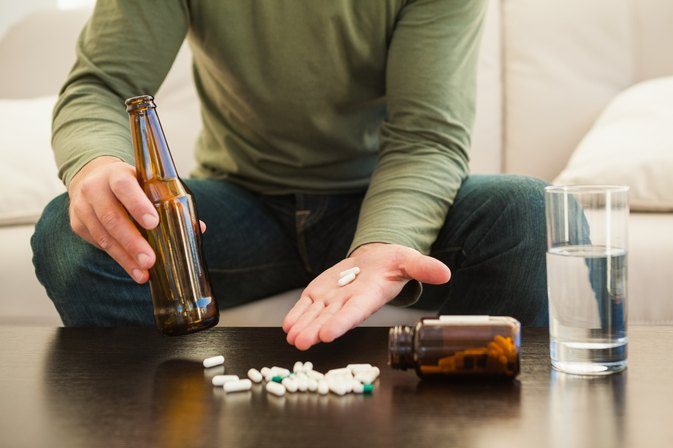 Side Effects of Escitalopram and Alcohol