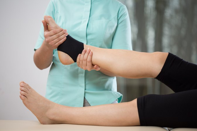 Exercises For the Ankle After Surgery