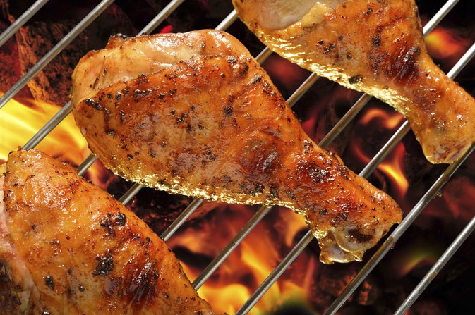 The Best Way to Cook Drumsticks on the Grill
