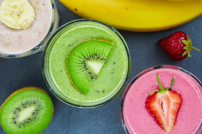 1,200-Calorie Meal Plan With Smoothies