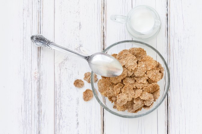 Nutritional Values in Bran Flakes
