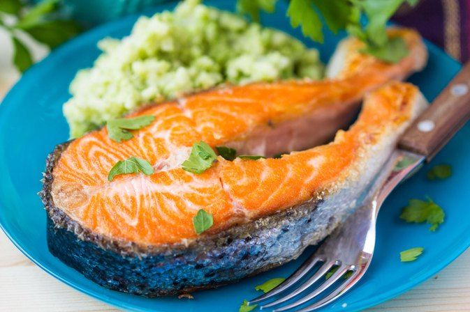 Foods Rich in Omega-3 Fatty Acids and Antioxidants