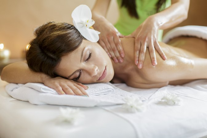 Step By Step Back Massage Livestrong Com