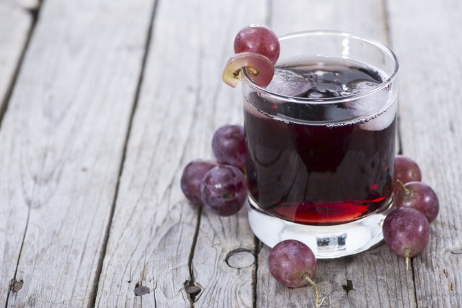 Pectin Grape Juice Home Remedy